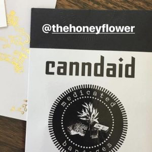 Honey Flower Collective | Bandaids - Canndaid CBD Infused Bandaids - 5 Pack